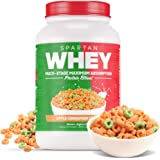 Sparta Nutrition Spartan Whey, Apple Cinnamon Cereal, 2 lb