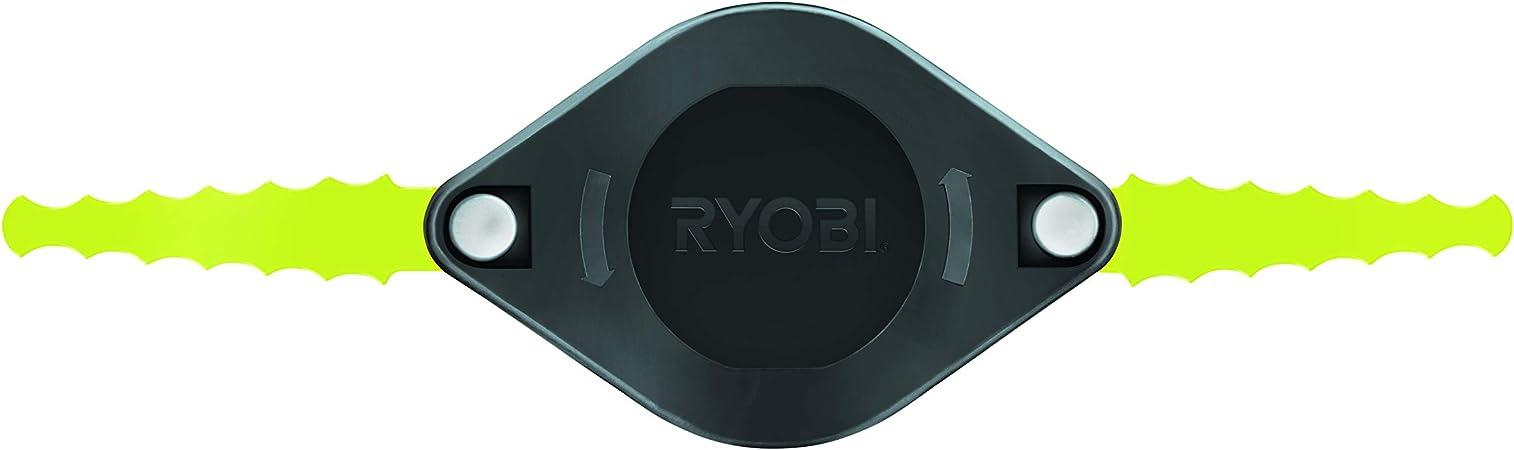 2 Stk. Ryobi RAC1392 Kunststoffmesser für Akku-Rasentrimmer