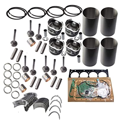 Amazon com: zt truck parts Overhaul Rebuild Kit for Shibaura