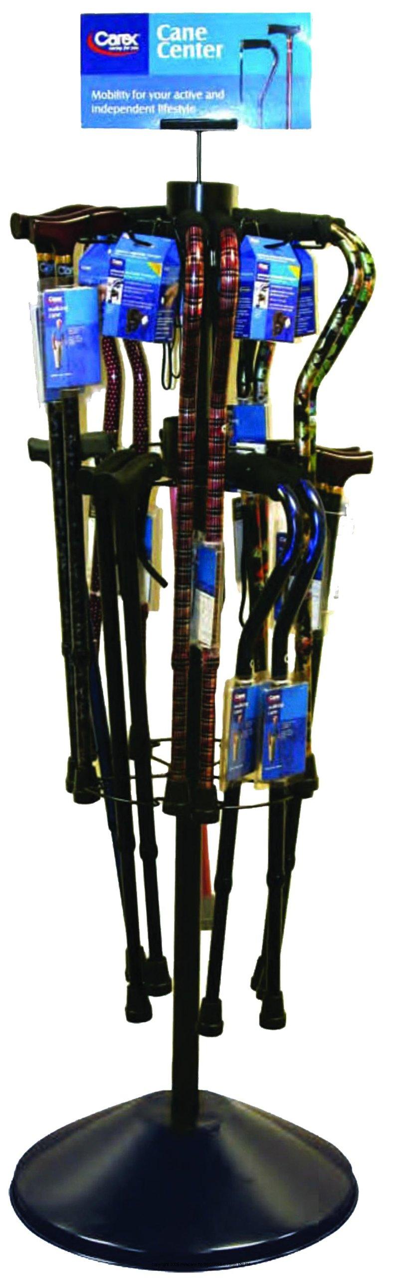 Cane Display Spinner Rack, Cane Display Spinner Rack -Sp, (1 EACH, 1 EACH)