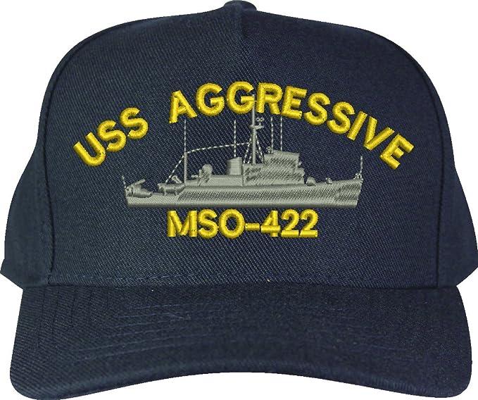 fbd04732d11bf MilitaryBest Custom Minesweeper Aggressive (MSO) Class Ship Cap at ...