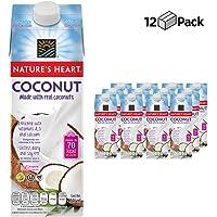 Caja de 12 bebidas de Coco - Nature's Heart - (12X946ml)