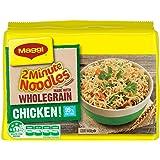MAGGI 2 Minute Noodles, Wholegrain Chicken, 5 Pack, 345g