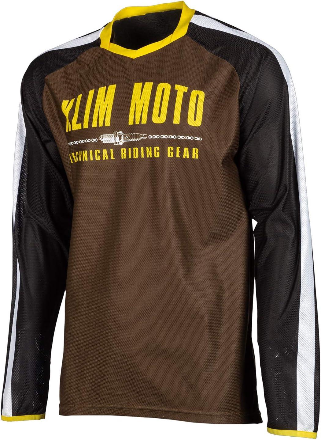 KLIM Petrol Jersey 2X Yellow