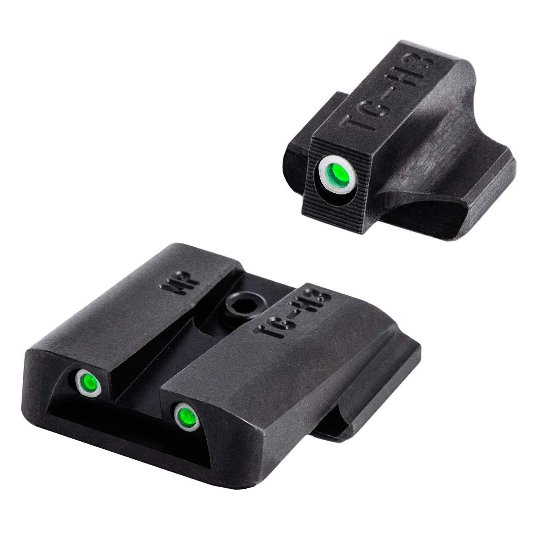 TRUGLO Tritium Handgun Glow-in-The-Dark Night Sights, Smith & Wesson M&P by TRUGLO