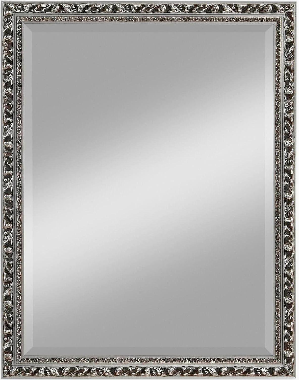 Kristall-Form 65030179 - Espejo de pared (incluye marco de madera ...
