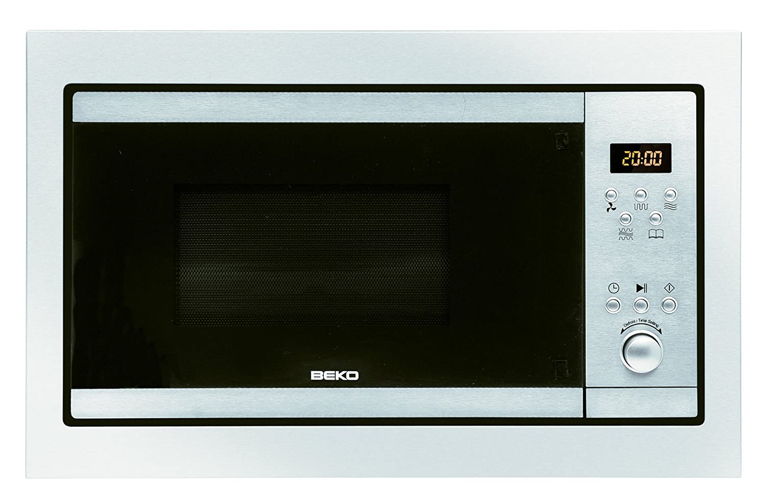Beko MW2510X Integrado 25L 900W Acero inoxidable ...