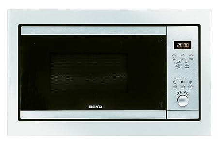 Beko MW2510X Integrado 25L 900W Acero inoxidable ...