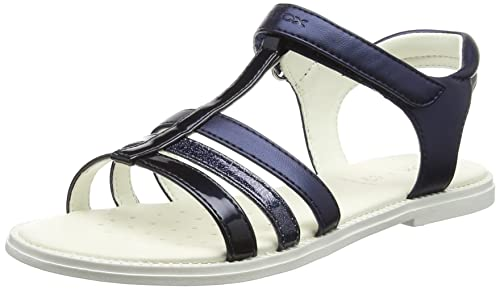 J ASandalias Para Karly Geox Con Vertical Niñas Tira Girl Sandal 2IEW9YHD
