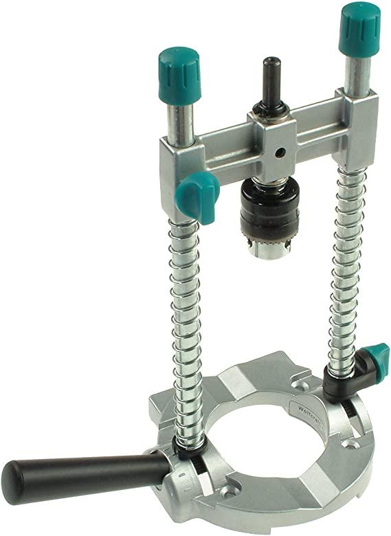 wolfcraft 4525404 Muilt-Angle Drill Guide Attachment with Chuck for 1/4