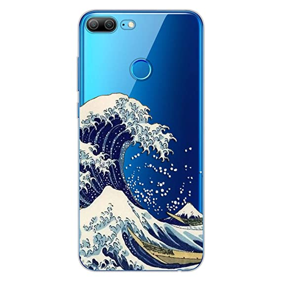 Amazon.com: Phone Case Printed Soft Silicon TPU Back Cover ...