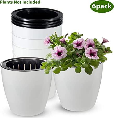 ZOUTOG self watering Planter product image
