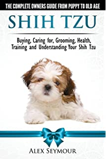 The Official Book Of The Shih Tzu Jo Ann White 9780793805099