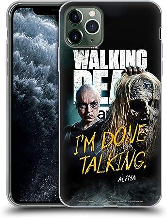 Head Case Designs Offizielle Amc The Walking Dead Alpha Elektronik