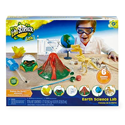 Edu Science EARTH SCIENCE LAB Educational Experiement Kit: Toys & Games