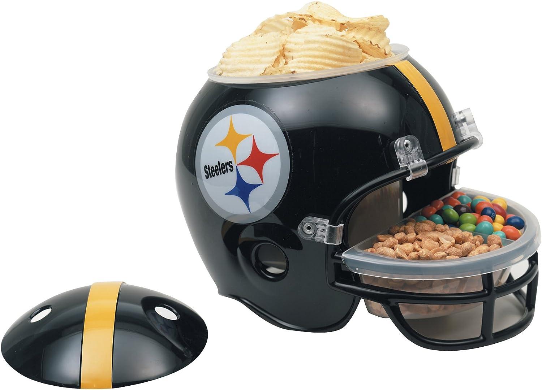 Nfl Pittsburgh Steelers Snack Helmet Sport Freizeit