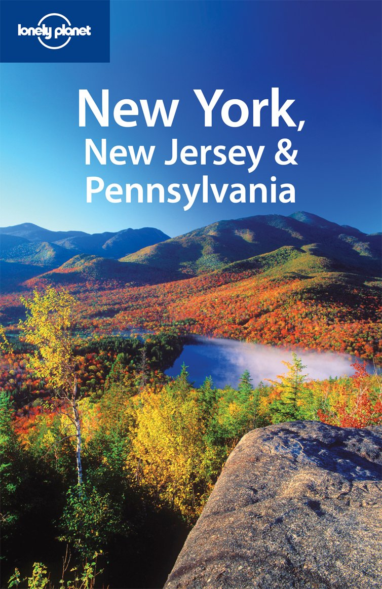 Lonely Planet Jersey Pennsylvania Regional product image