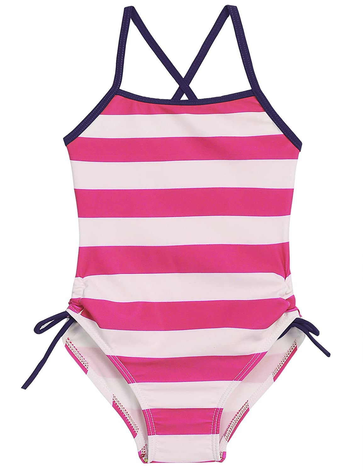 Arshiner Little Kids Strap One Piece Bathing Swimsuit 3-8Y