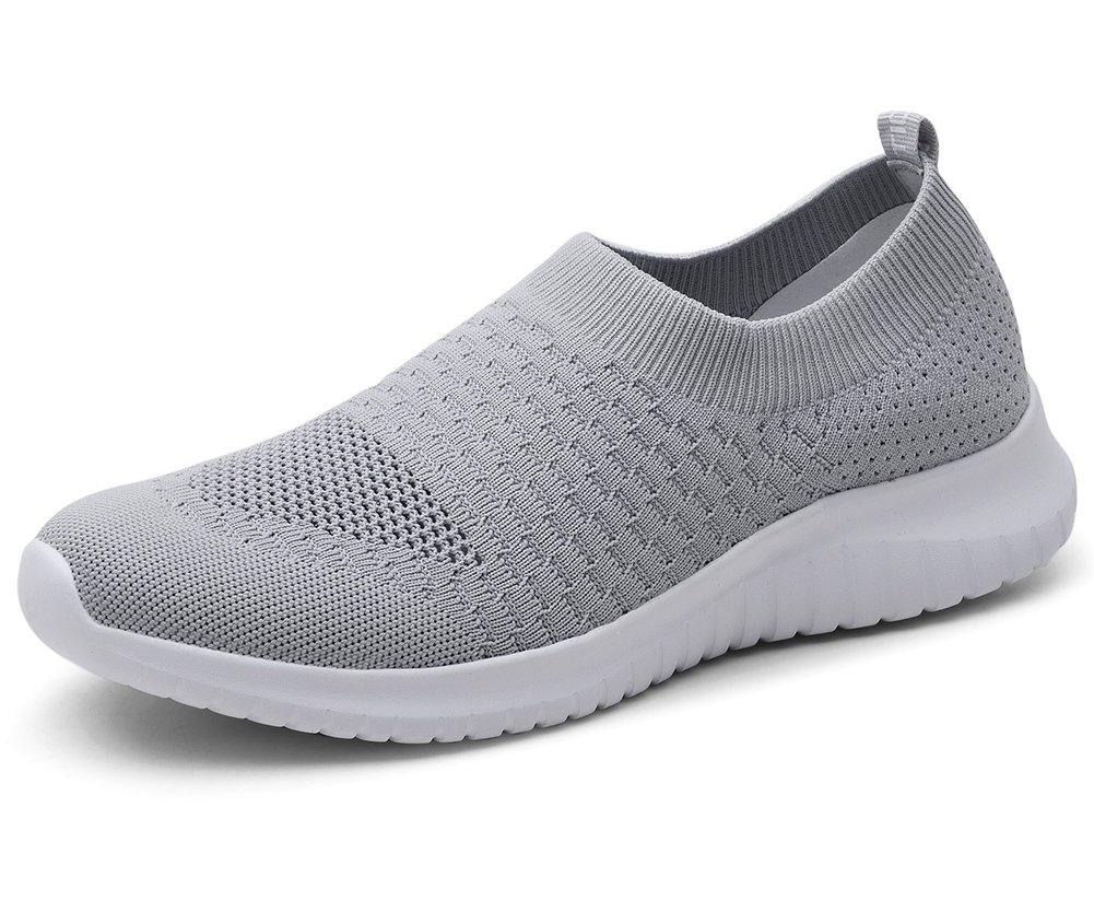 TIOSEBON HK2108, Herren Laufschuhe M  39 EU|8636 Grey