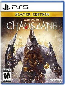 Maximum Games Warhammer: ChaosbaneSlayer Edition - PlayStation 5