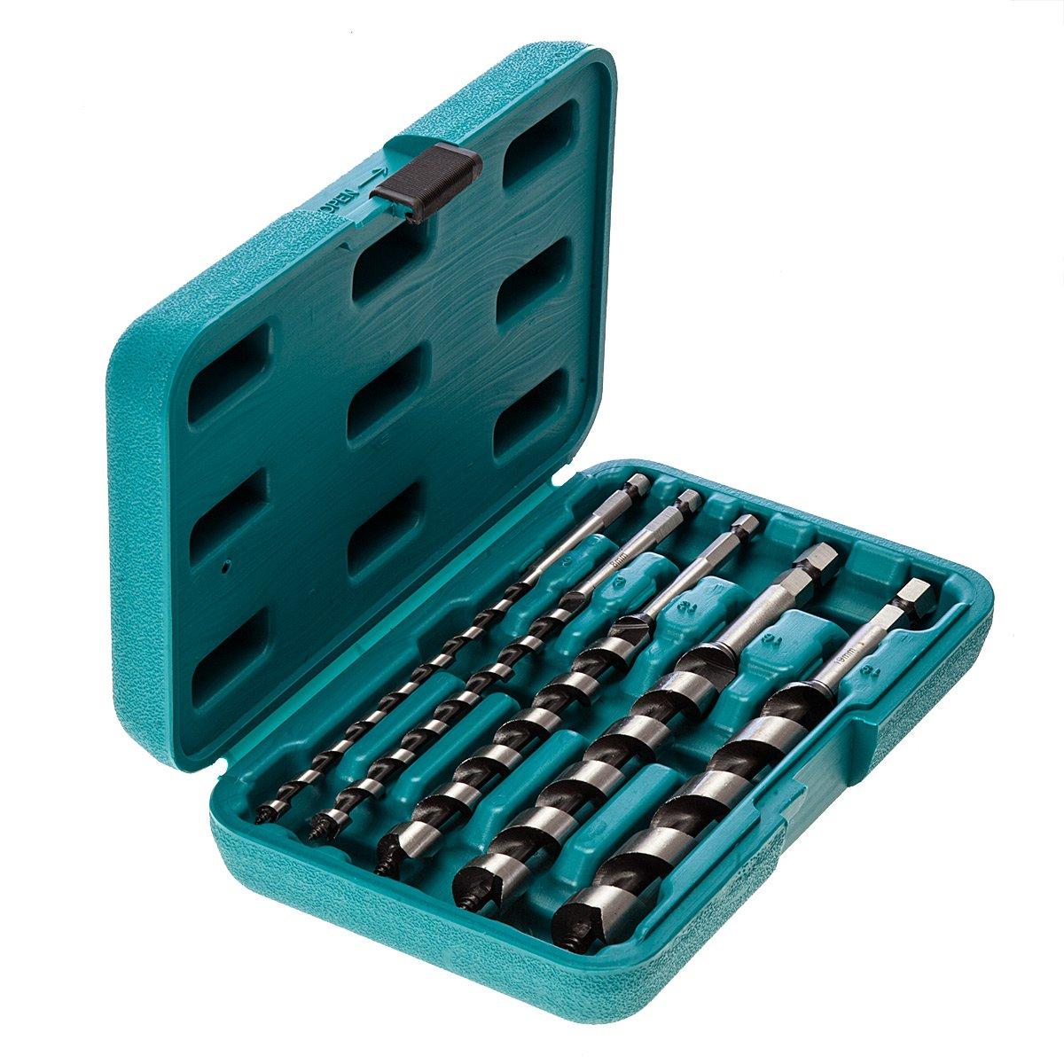 Makita P-46464 200 mm Allen norma DIN juego de broca (5 piezas)