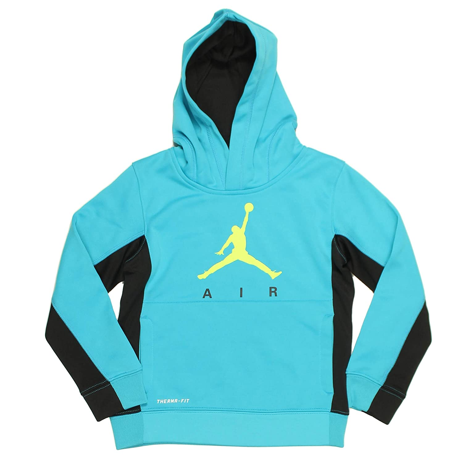 Nike Little Boys Air Jordan Jumpman Athletic Therma-Fti Hoodie