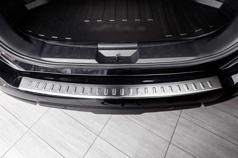 Tuning Art L104 Edelstahl Ladekantenschutz 5 Jahre Garantie Fahrzeugspezifisch Auto