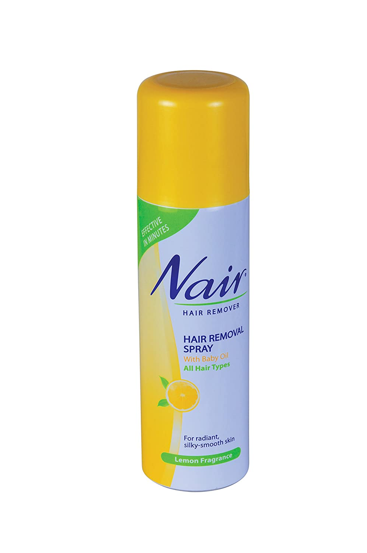Nair Lemon Hair Removal Spray 200ml Amazon In Beauty