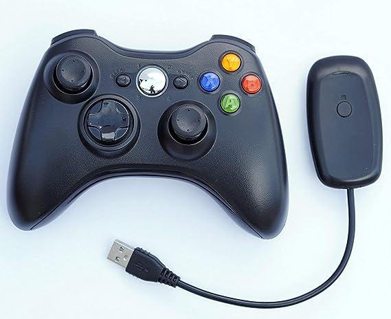 Amazon.com: Fivestar inalámbrico USB Game Pad driver para su ...