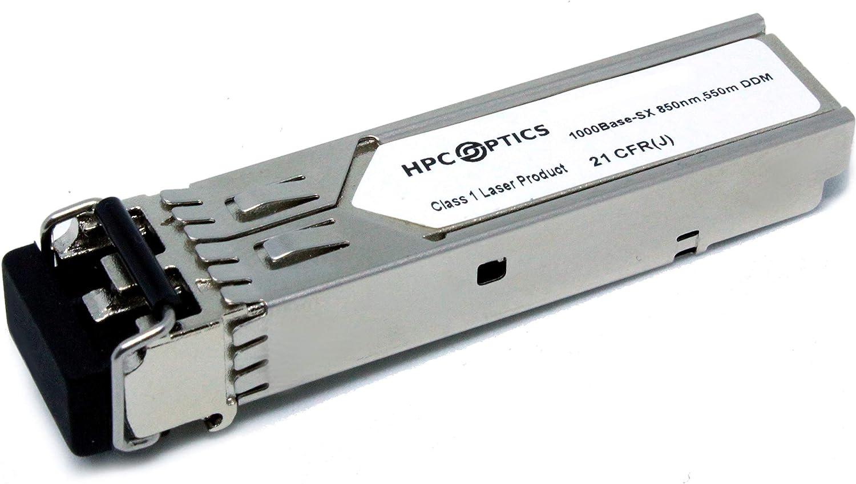 Dell Compatible 407-BBOR 1000BASE-SX SFP Transceiver | 1G SX MMF 850nm 407-BBOR-HPC