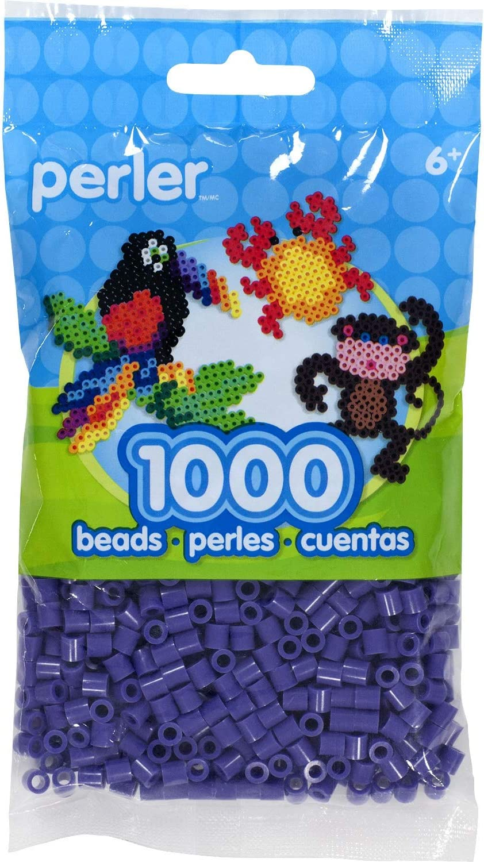 SIMPLICITY CREATIVE CORP 80-15245 PERLER Bead Bag 1000 IRIS
