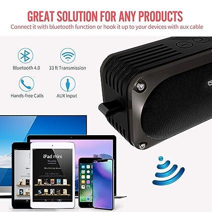 Portable Bluetooth Speaker e10725dc13