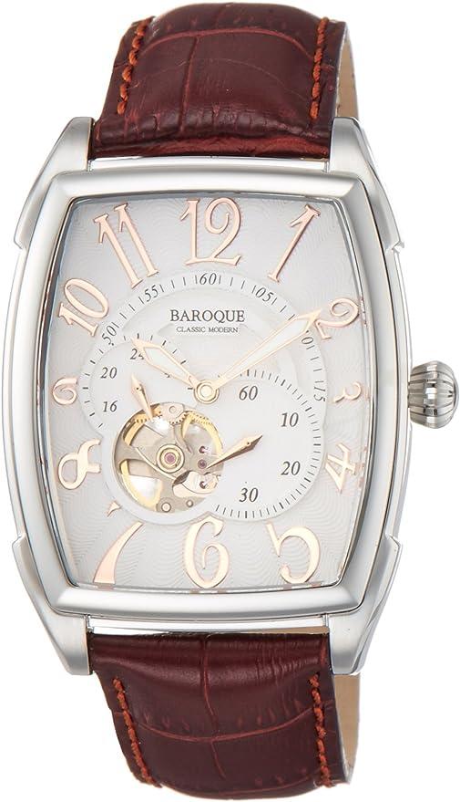 [バロック] 腕時計 BA2002S-04BR