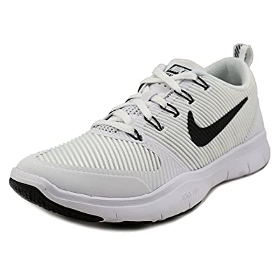 Nike Men Free Train Versatility TB Running Shoes White
