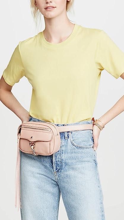 Rebecca Minkoff 瑞贝卡·明可弗 Blythe系列 女式腰包 挎包 3.1折$59.57 海淘转运到手约¥428 天猫¥1022