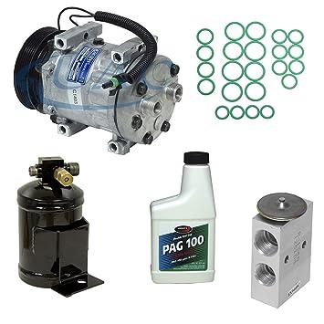 Universal aire acondicionado KT 4631 a/c compresor y Kit de componente