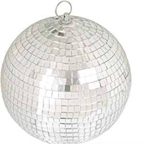 Rhode Island Novelty 8 Inch Mirror Ball, One Piece per Order