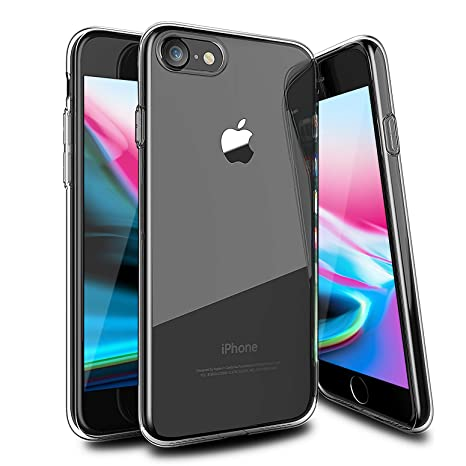 iphone 8 custodia trasparente