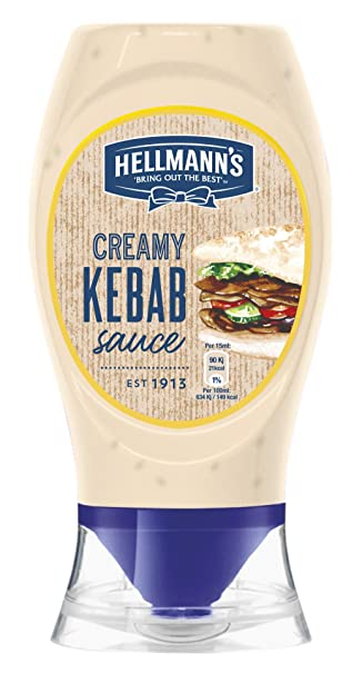 HellmannS Salsa Kebab - 250 ml