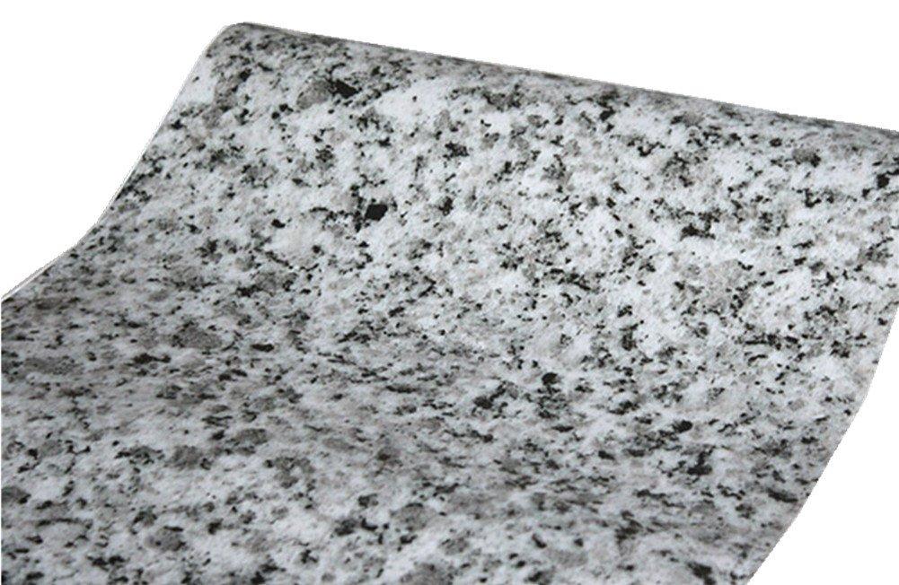 wdragon selbstklebend Terrazzo Marmor, Vinyl glänzend Wrap Film ...