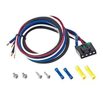 71jCJaf1RuL._SY355_ amazon com tekonsha 7894 brake control pigtail harness kit tekonsha wiring harness at cos-gaming.co