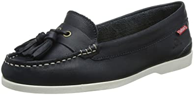 Arora, Chaussures Bateau Femme, Bleu (Navy 001), 41 EUChatham Marine