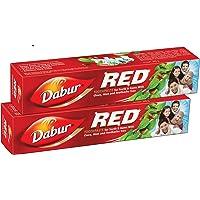 Dabur Herbal Red Toothpaste, 200 gm (Pack Of 2)