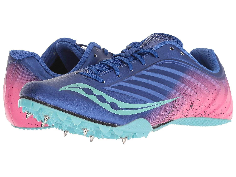 世界的に [サッカニー] ブルー/ピンク レディースランニングシューズスニーカー靴 Spitfire 5 [並行輸入品] B07N8DD5GD B07N8DD5GD ブルー/ピンク 11 - (27.5cm) B - Medium 11 (27.5cm) B - Medium|ブルー/ピンク, 相馬市:d3143f33 --- a0267596.xsph.ru