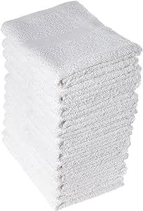 "Cannon Sports Cotton fitness & sports towels, 20"" x 40"", 1 dozen"