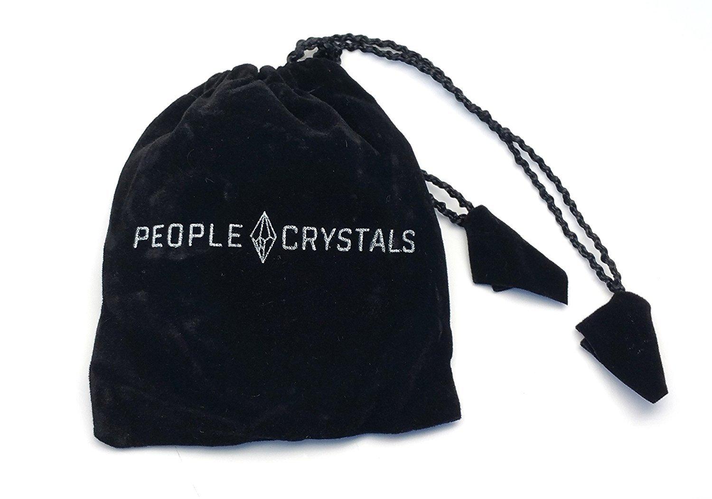 7 Chakra Crystal Orgone Pyramid Kit/Includes 4 Crystal Quartz Energy Points/EMF Protection Meditation Yoga Energy Generator by Auramore (Image #5)