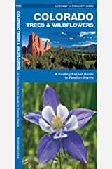 Colorado Trees & Wildflowers: A Folding Pocket Guide to Familiar Plants (Wildlife and Nature Identification) Pamphlet