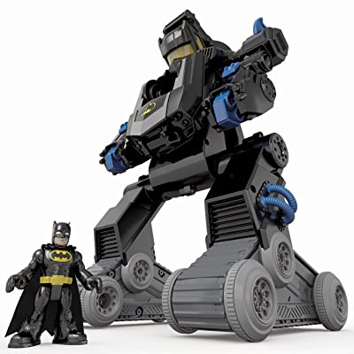 Fisher-Price Imaginext Batbot: Toys & Games