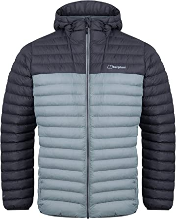 Uomo Craghoppers Bishorn Jacket Giacche impermeabili isolate