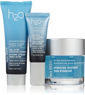 H2O+ H2O Plus Oasis Intensive Hydration System 4-piece Kit NeoCutis Lumiere Riche Bio-Restorative Eye Balm 0.5oz